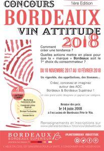 Concours étudiants Vins de Bordeaux